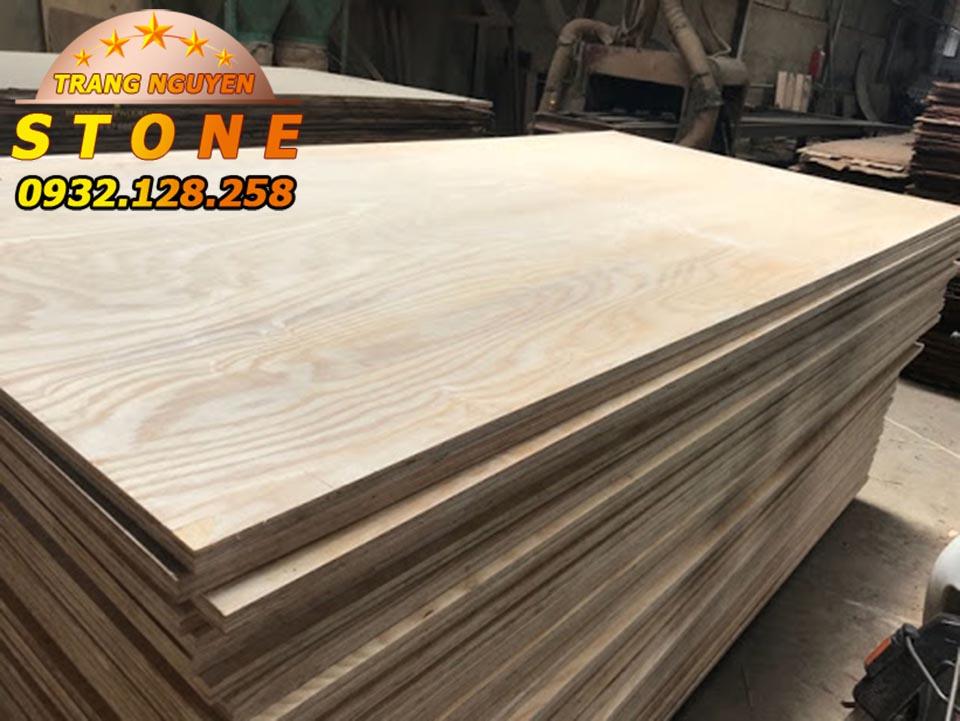 Bột đá - nguyên liệu chính sản xuất nhựa gỗ, ván gỗ ép Công nghiệp